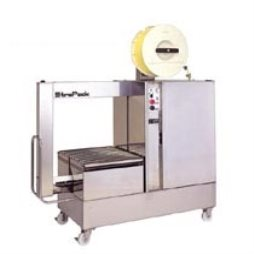 AQ-7M-AQ-7M SideSeal Stainless Steel Strapping Machine