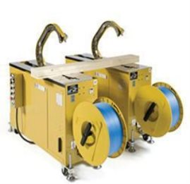AQ-7RS-AQ-7RS Rotating Arch Strapping Machine