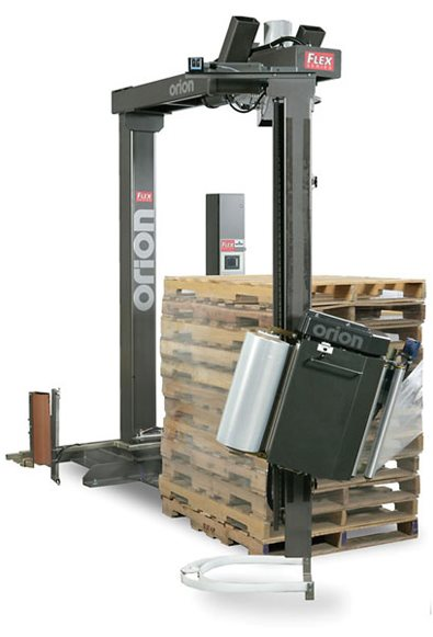 Rotary Tower Automatic Pallet Wrapper Flex RTA