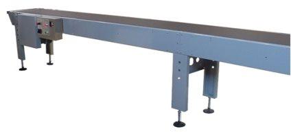 Heavy Duty Belted Conveyor