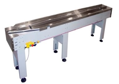 HFC10 High Speed Flighted Conveyor