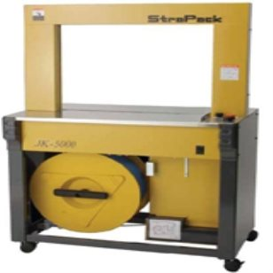 JK-5000-JK-5000 High Speed Automatic Strapping Machine