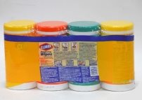 Clorox canisters- printed film