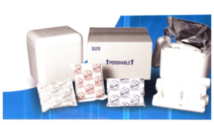 Gel Packs and Ice Bricks are long-lasting and an economical alternative to ice. When used in conjunction with suitable insulated containers, they can significantly extend the shipping times of perishable products. An additional benefit to the ice brick is they keep their shape when freezing. They both can be used as ballast during winter shipments to prevent products from freezing by heating.